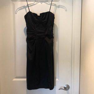 LBD! Black dress from Cache.